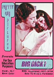 Pretty Girl Pictures 7 -  Big Dick I Box Cover