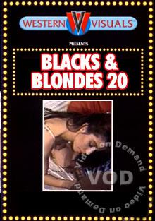 Blacks & Blondes 20 Box Cover