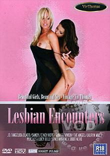 Lesbian Encounters Box Cover