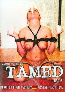 Tamed Box Cover