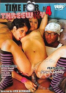 Time For Threeway #4