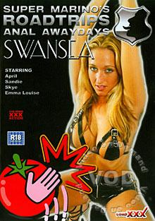 Super Marino's Road Trips: Anal Away Days 17 - Swansea Box Cover