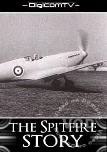 The Spitfire Story Box Cover