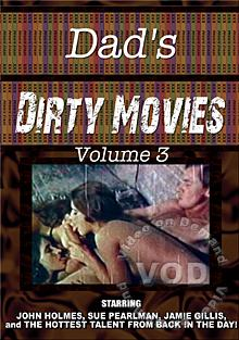 My Dad's Dirty Movies - Volume 3 Box Cover