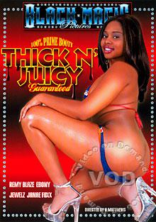 Thick N' Juicy Box Cover