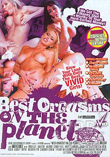 Best Orgasms On The Planet Box Cover