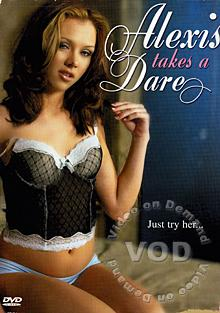 Alexis Takes A Dare Box Cover