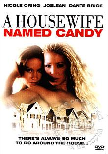 A Housewife Named Candy Box Cover