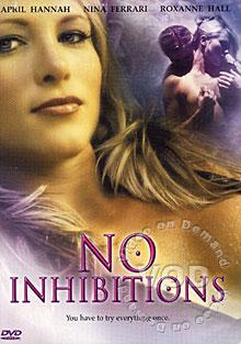 No Inhibitions Box Cover