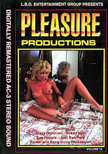 Pleasure Productions Volume 10 Box Cover