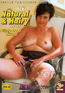ATK Natural & Hairy Vol. 32 - Flirty Over Thirty