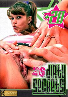 Dirty Secrets 26 Box Cover