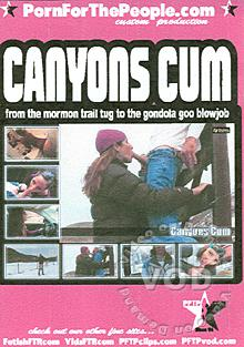 Canyons Cum Box Cover