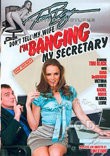 Don't Tell My Wife I'm Banging My Secretary Box Cover