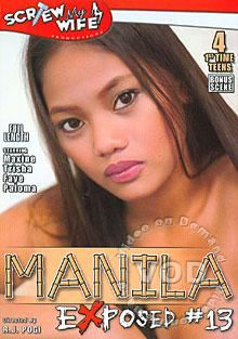 Manila Exposed 13 Box Cover