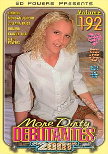 More Dirty Debutantes Volume 192 Box Cover