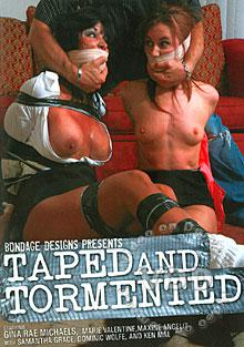 Taped And Tormented Box Cover