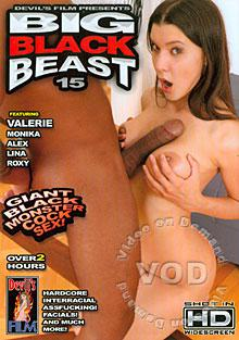 Big Black Beast 15 Box Cover