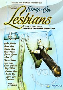 Strap-On Lesbians Box Cover