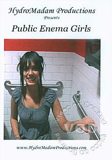 Public Enema Girls Box Cover
