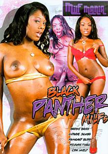 Black Panther MILFs Box Cover