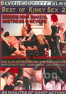 Best Of Kinky Sex 2 Box Cover