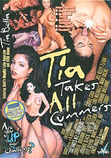 Tia Takes All Cummers