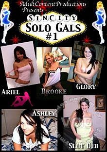 SinCity Solo Gals 1 Box Cover