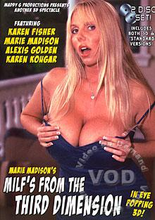 MILF's From The Third Dimension (Disc 2) - Standard Version