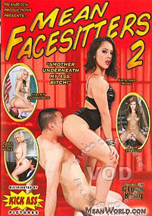 Mean Facesitters 2 Box Cover