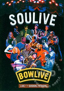 Soulive: Live at The Brooklyn Bowl (760137507093)