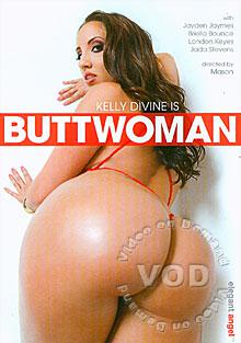 Kelly Divine Is Buttwoman Box Cover