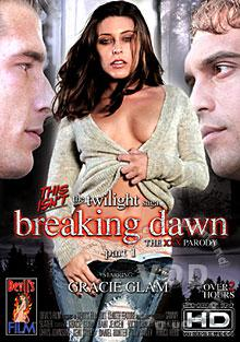 This Isn't The Twilight Saga: Breaking Dawn - The XXX Parody Box Cover