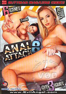 Anal Attack 8