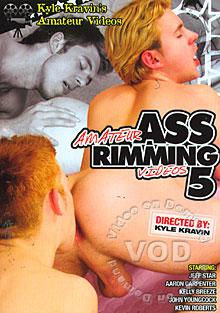 Kyle Kravin's Amateur Ass Rimming Videos 5