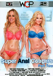 Super Anal Cougars Part Two Box Cover
