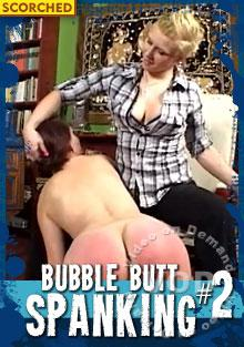 Bubble Butt Spanking #2 Box Cover