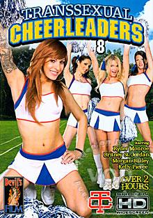 Transsexual Cheerleaders 8 Box Cover