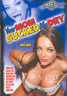 Your Mom Sucked Me Dry Box Cover