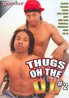 Thugs On The DL #2 Box Cover
