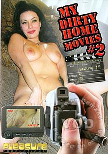 My Dirty Home Movies #2 Box Cover