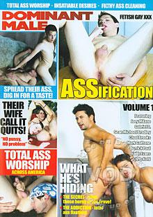 ASSification Volume 1 Box Cover