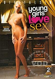 Young Girls Love Sex Box Cover