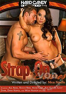 Strap On Desires Box Cover