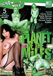 Planet Of The MILFs Box Cover