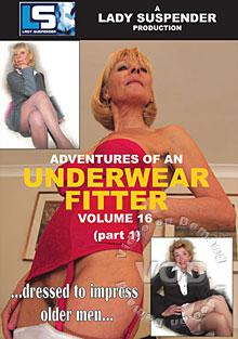 Adventures Of An Underwear Fitter Volume 16 (Part 1) Box Cover
