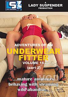 Adventures Of An Underwear Fitter Volume 16 (Part 2) Box Cover