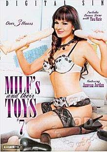MILFs And Their Toys #7 Box Cover