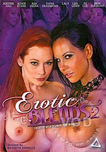 Erotic Blends 2 Box Cover