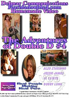 The Adventures Of Double D 4 Box Cover